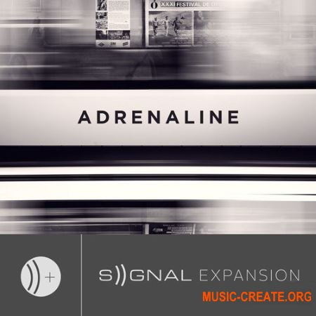 Output Adrenaline Expansion Pack (Expansion Pack for Signal)