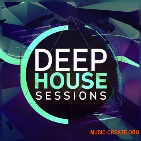 Immense Sounds Deep House Sessions (WAV MiDi) - сэмплы Deep House