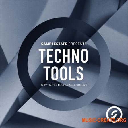 Samplestate Techno Tools (WAV REX) - сэмплы Techno