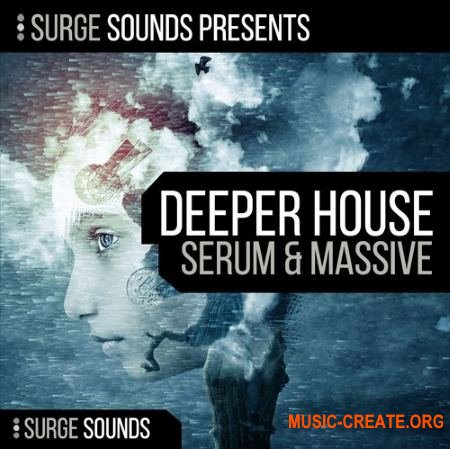 Surge Sounds Deeper House (Massive / Serum presets)