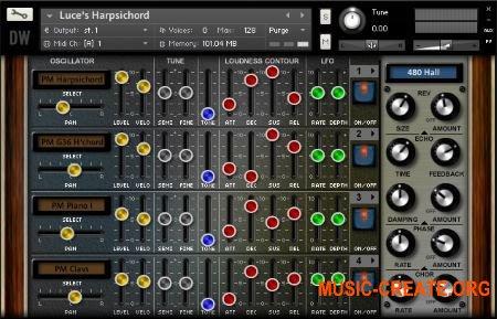 Hideaway Studio Constellation Apollo 203A (KONTAKT) - сэмплированный синтезатор Polymoog 203A