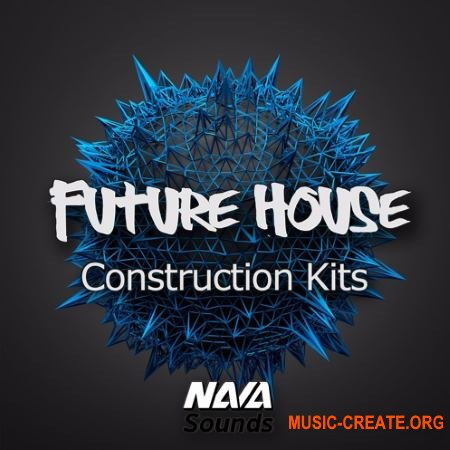 Speedsound Nava Sounds Future House (WAV MiDi) - сэмплы Future House