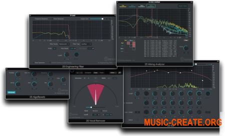 2nd Sense Audio Plugin Bundle v1.0.0 (Team R2R) - сборка плагинов