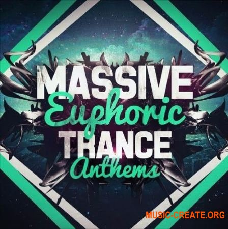Elevated Trance Massive Euphoric Trance Anthems (WAV MiDi) - сэмплы Euphoric Trance
