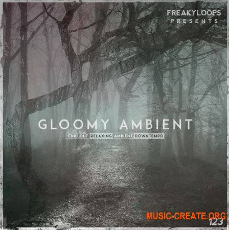 Freaky Loops Gloomy Ambient (WAV) - сэмплы Ambient