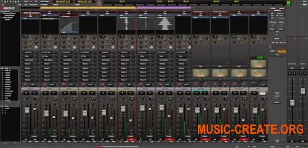 Harrison - Mixbus v2.4 WiN & MAC OSX (Team iND) - аудио редактор
