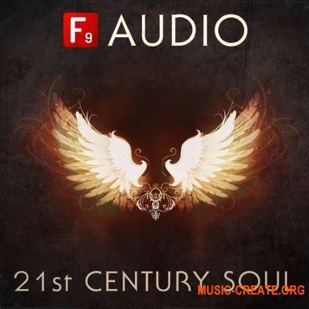 F9 Audio 21St Century Soul Deluxe Version (MULTiFORMAT) - сэмплы Soul, RnB