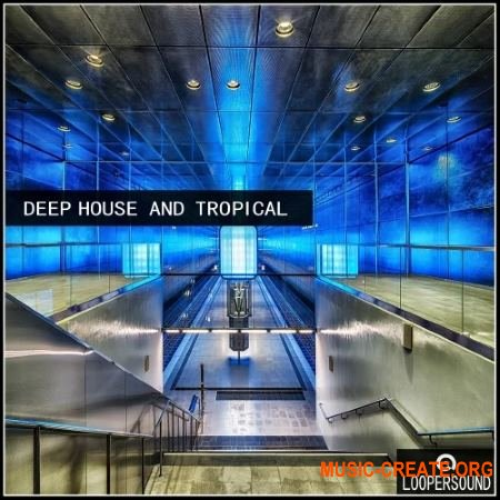 Loopersound Deep House And Tropical (WAV) - сэмплы Deep House, Tropical House