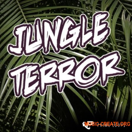 Prime Loops Jungle Terror (MULTiFORMAT) - сэмплы Jungle