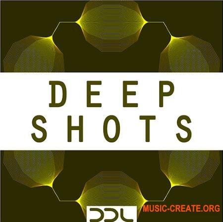 Deep Data Loops Deep Shots (WAV) - сэмплы Deep House