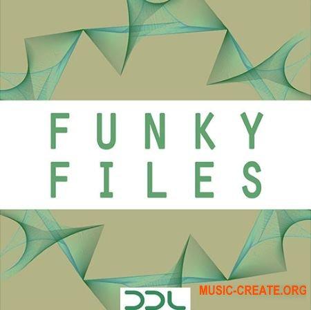 Deep Data Loops Funky Files (WAV MiDi) - сэмплы Funk