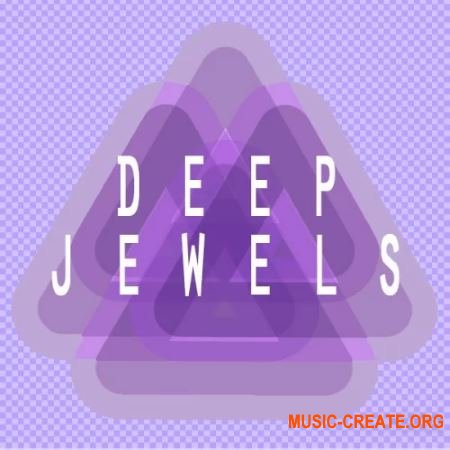 Deep Data Loops Deep Jewels (WAV MiDi) - сэмплы Deep House