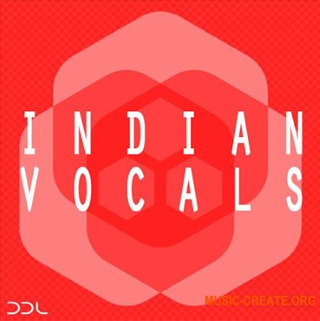 Deep Data Loops Indian Vocals (WAV) - вокальные сэмплы