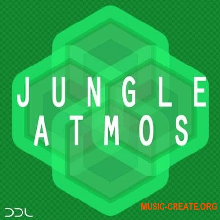 Deep Data Loops Jungle Atmos (WAV MiDi) - сэмплы Ambient, Chillout