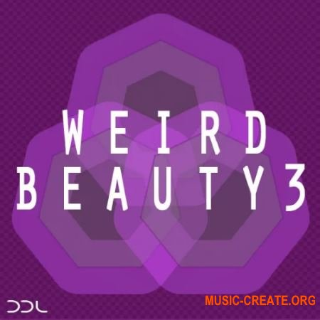 Deep Data Loops Weird Beauty 3 (WAV) - сэмплы Chill Out, Electronic Dance