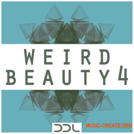 Deep Data Loops Weird Beauty 4 (WAV) - сэмплы Chill Out, Minimal, Deep Tech