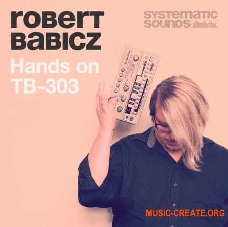 Systematic Sounds Robert Babicz Hands On 303 (MULTiFORMAT) - сэмплы Roland TB-303