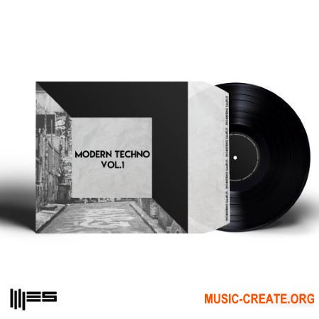 Engineering Samples Modern Techno Vol.1 (WAV) - сэмплы Techno