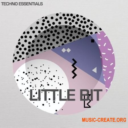 Little Bit Techno Essentials (WAV) - сэмплы Techno
