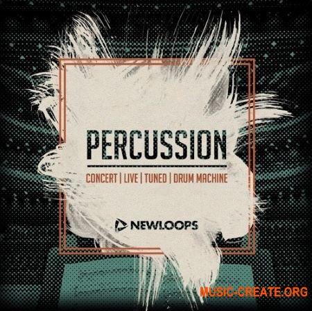New Loops Percussion (WAV) - сэмплы перкуссии