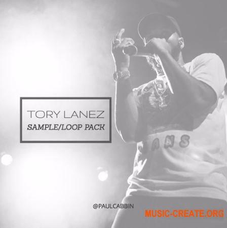 Paul Cabbin Tory Lanez Sample Pack (WAV) - сэмплы Hip Hop, Rap, Trap