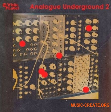 Sample Magic Analogue Underground 2 (MULTiFORMAT) - сэмплы Underground House
