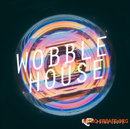 Prime Loops Wobble House (WAV) - сэмплы Wobble House