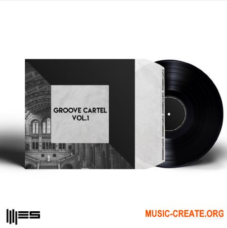 Engineering Samples Groove Cartel Vol.1 (WAV MiDi) - сэмплы Groove House