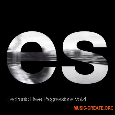 Engineering Samples Electronic Rave Progressions Vol.4 (WAV MiDi) - сэмплы Progressive House, EDM