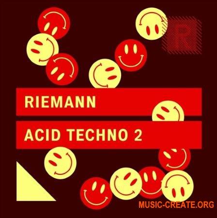 Riemann Kollektion Riemann Acid Techno 2 (WAV) - сэмплы Techno
