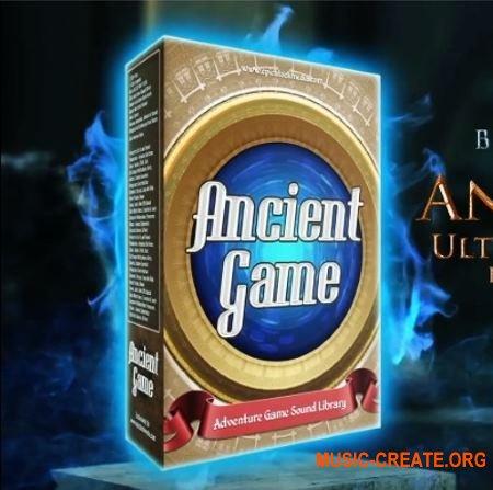 Epic Stock Media Ancient Game (WAV) - звуковые эффекты видеоигр