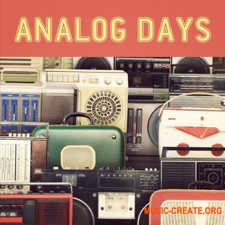 Sound Ex Machina Analog Days (WAV) - звуковые эффекты