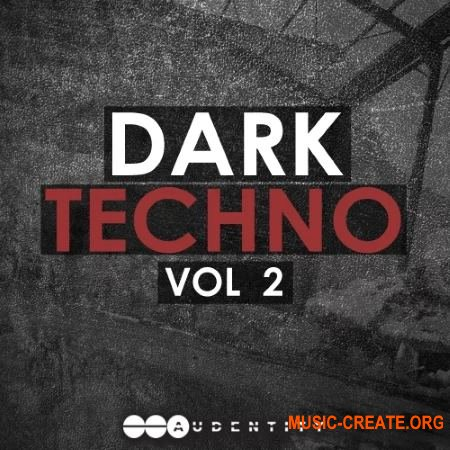 Audentity Records Dark Techno 2 (WAV) - сэмплы Techno