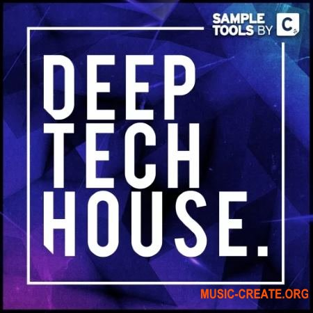 Cr2 Records Deep Tech House (WAV MiDi MASSiVE) - сэмплы Deep Tech House