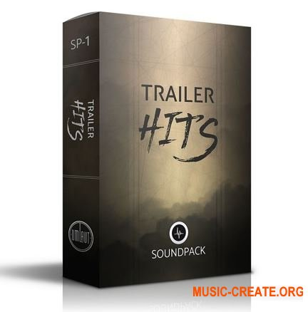 Umlaut Audio Sound Pack 1 Trailer Hits (WAV) - звуковые эффекты