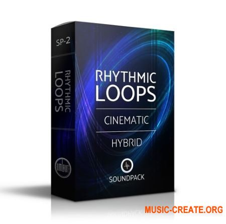 Umlaut Audio Sound Pack 2 Rhythmic Loops (ACiD WAV REX AiFF) - кинематографические сэмплы