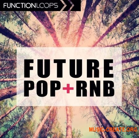 Function Loops Future Pop And RnB (WAV MiDi) - сэмплы Future Pop, RnB