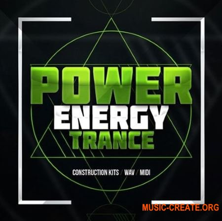 Elevated Trance Power Energy Trance (WAV MiDi) - сэмплы Trance