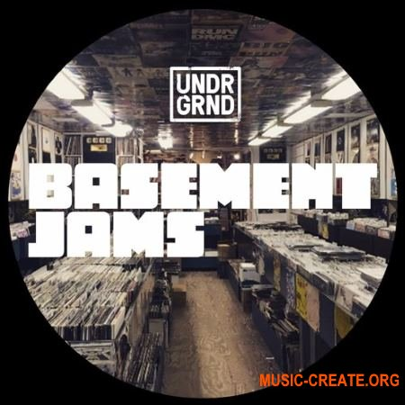 UNDRGRND Sounds Basement Jams (WAV MiDi) - сэмплы House, Tech House