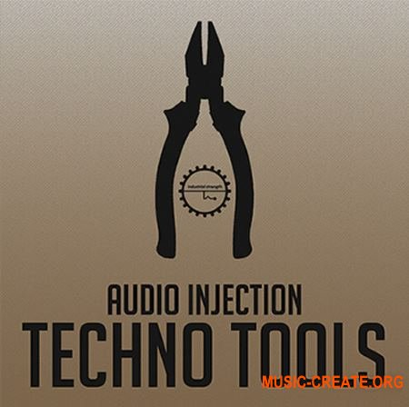 Industrial Strength Audio Injection Techno Tools (MULTiFORMAT) - сэмплы Techno