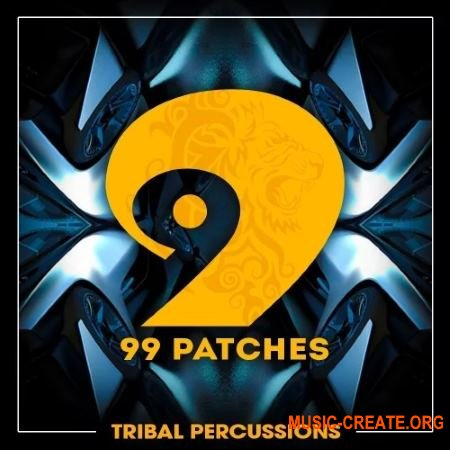 99 Patches Tribal Percussions (WAV) - сэмплы перкуссии
