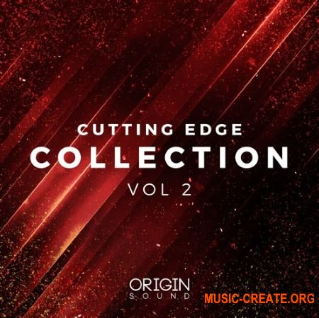 Origin Sound Cutting Edge Collection Vol 2 (WAV MiDi) - сэмплы перкуссии