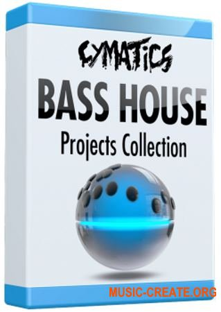 Cymatics Bass House Ableton Projects Collection - Ableton проекты