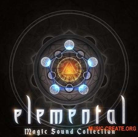 SoundMorph Elemental (WAV) - магические звуки / звуковые эффекты
