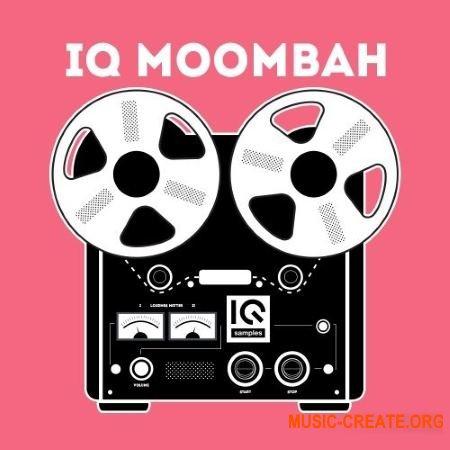 IQ Samples IQ Moombah (WAV) - сэмплы Moombathon, Moombahcore, Bass Music, Trap