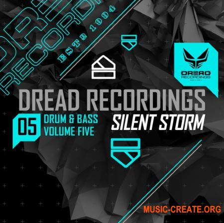 Loopmasters Dread Recordings Vol 5 Silent Storm (MULTiFORMAT) - сэмплы Drum and Bass
