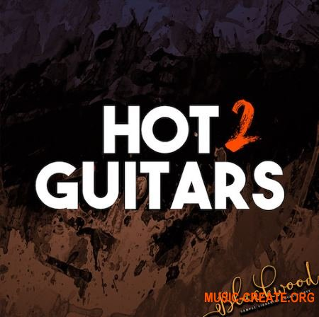 Blackwood Samples Hot Guitars 2 (WAV) - сэмплы гитары