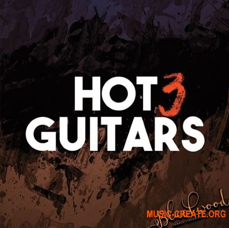 Blackwood Samples Hot Guitars 3 (WAV) - сэмплы гитары