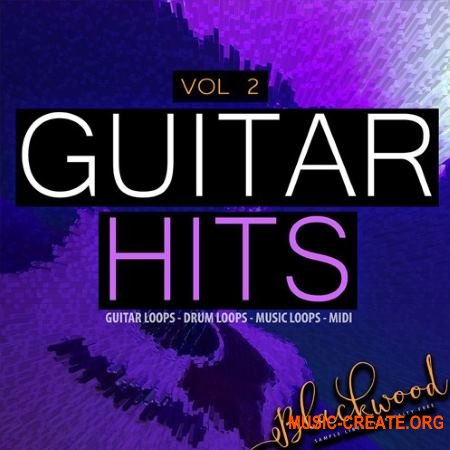 Blackwood Samples Guitar Hits Vol 2 (WAV MiDi) - сэмплы гитары