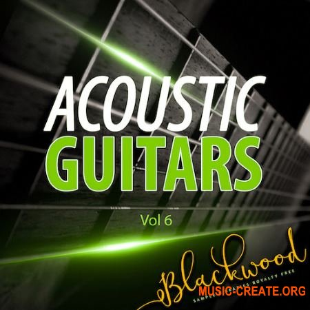 Blackwood Samples Acoustic Guitars Vol 6 (WAV) - сэмплы гитары
